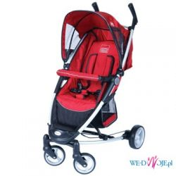 sprzedam wózek Espiro Magic 4 -czerwony !!!