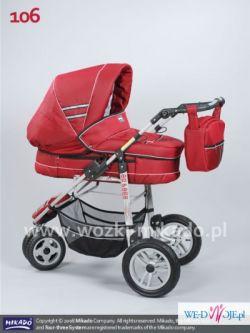 Sprzedam wózek firmy Mikado oxford