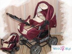 Sprzedam wózek + fotelik