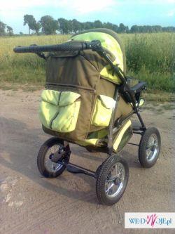 sprzedam wózek głęboki+spacerówka