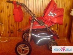 Sprzedam wózek głęboko-spacerowy firmy MIKADO OX-FORD