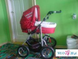 Sprzedam wózek gondola + spacerówka