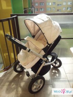 sprzedam wózek  Mothercare Maxi cosi 3 w 1 PILNE !!!!