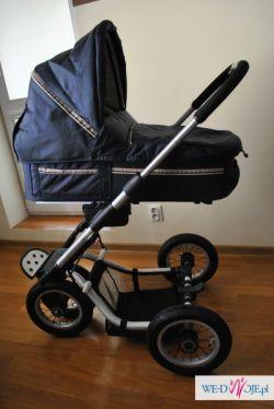 sprzedam wózek MUTSY ( stelaż 3 RIDER+ gondola) - 680 zł