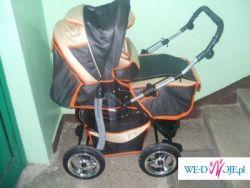 Sprzedam wózek Nestor Sport na gwarancji do 20.10.08r stan idealny!!!