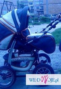 SPRZEDAM wózek wielofunkcyjny TAKO EASY RIDER stan bdb :)