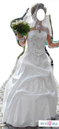 Sprzedam wspaniałą suknię ślubną!!!