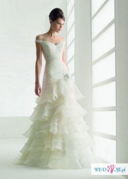 Sprzedam wyjątkową suknię Rosa Clara