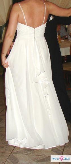 Sprzedam wyjątkową suknie ślubną