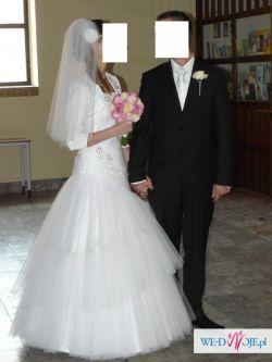 Sprzedam wyjątkową suknię ślubną!