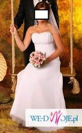 Sprzedam wyjątkową suknię ślubną 36/38