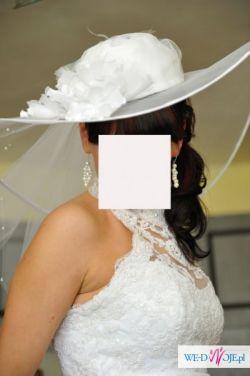 Sprzedam Wyjatkową suknie ślubną   +gratisy