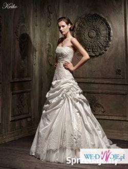 Sprzedam wyjątkowo piękną Suknię z kolekcji GALA 2010 KEIKO