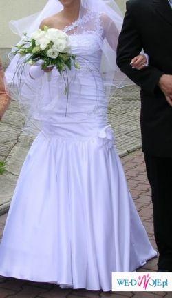 Sprzedam wyjątową suknię ślubną