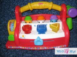 sprzedam zabawke fisher price uczy i bawi