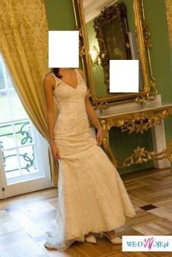 Sprzedam zjawiskową suknię Pronovias Lorca!
