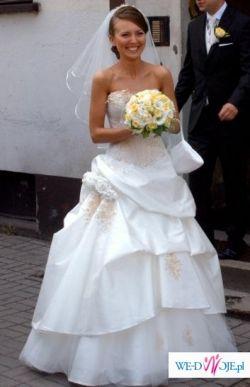 Sprzedam Zjawiskową Suknię Ślubną. OKAZJA!!!