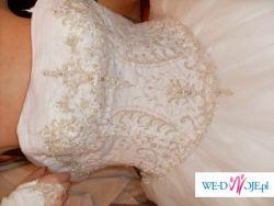 sprzedamwspaniała suknię dla księżniczki!!!!