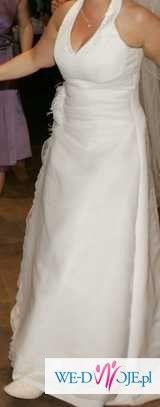 Sprzedan suknię firmy Agnes