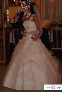sprzedania suknie ślubna z salonu Sophia