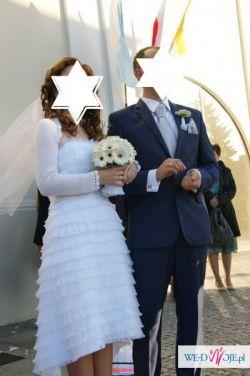 Sprzedarz sukni ślubnej