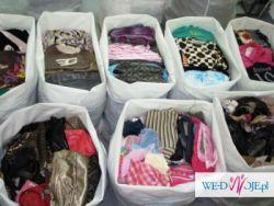 Sprzedaż odzieży po niskiej cenie