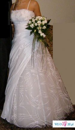 Sprzedaz suknię ślubną