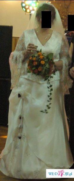 Spzredam suknę ślubną