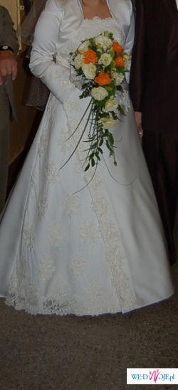 Srzedam suknię ślubną