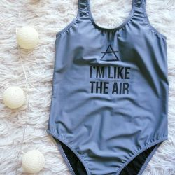 """Strój kąpielowy jednoczęściowy """"The Air"""""""