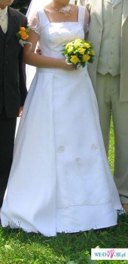 Subtelna suknia dla Ciebie