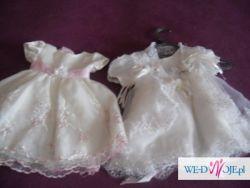 sukieneczki na dziewczynke