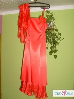 Sukienka balowo-wieczorowa