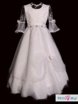 b6b60cb4f7 Sukienka do komunii