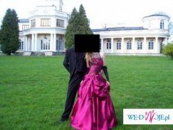 Sukienka idealna na studniówkę lub bal :)