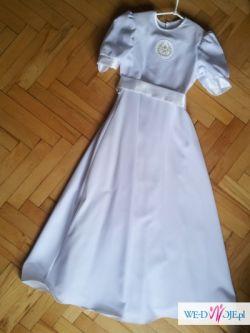 35a6dc366d Sukienka komunijna - Ubranka komunijne - Ogłoszenie - Komis