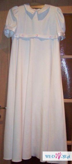 Sukienka komunijna 146/152cm