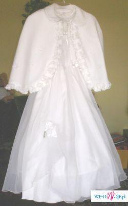 9e2575277f Sukienka Komunijna - Ubranka komunijne - Ogłoszenie - Komis