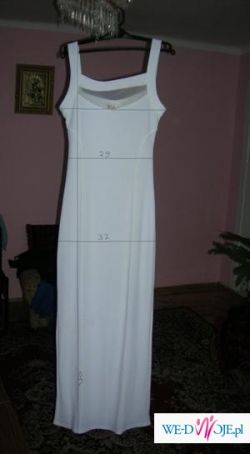Sukienka, może być ślubna