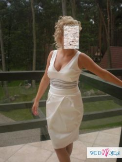 Sukienka na drugi dzień wesela