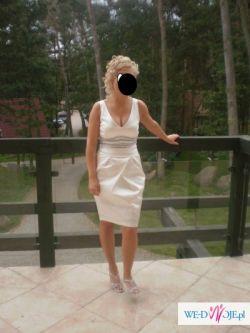 Sukienka na II dzień wesela