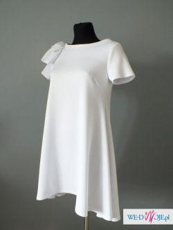 d56bb31db8 sukienka na ślub cywilny! - Odzież ciążowa - Ogłoszenie - Komis ...