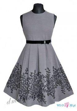 Sukienka princeska dziewczęca Emilia
