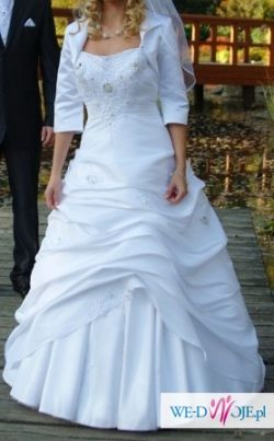 Sukienka slubna