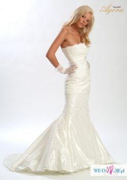 Sukienka ślubna Agora Roz 36 Suknie ślubne Ogłoszenie Komis