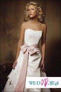 sukienka ślubna cosmobella 7128