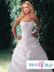 sukienka slubna DEMETRIOS 2006 MODEL 2698 , lisa ferrera