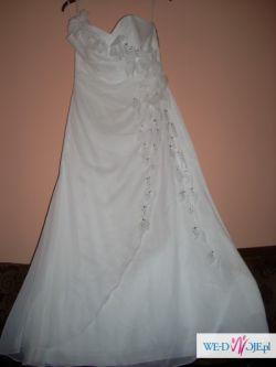 Sukienka ślubna długa NOWA okazja !!