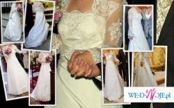 Sukienka ślubna - Julia Rosa