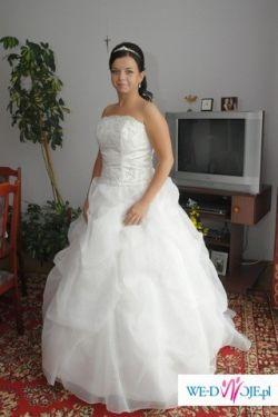 sukienka slubna Miss Kelly-model PLAISIR 2008